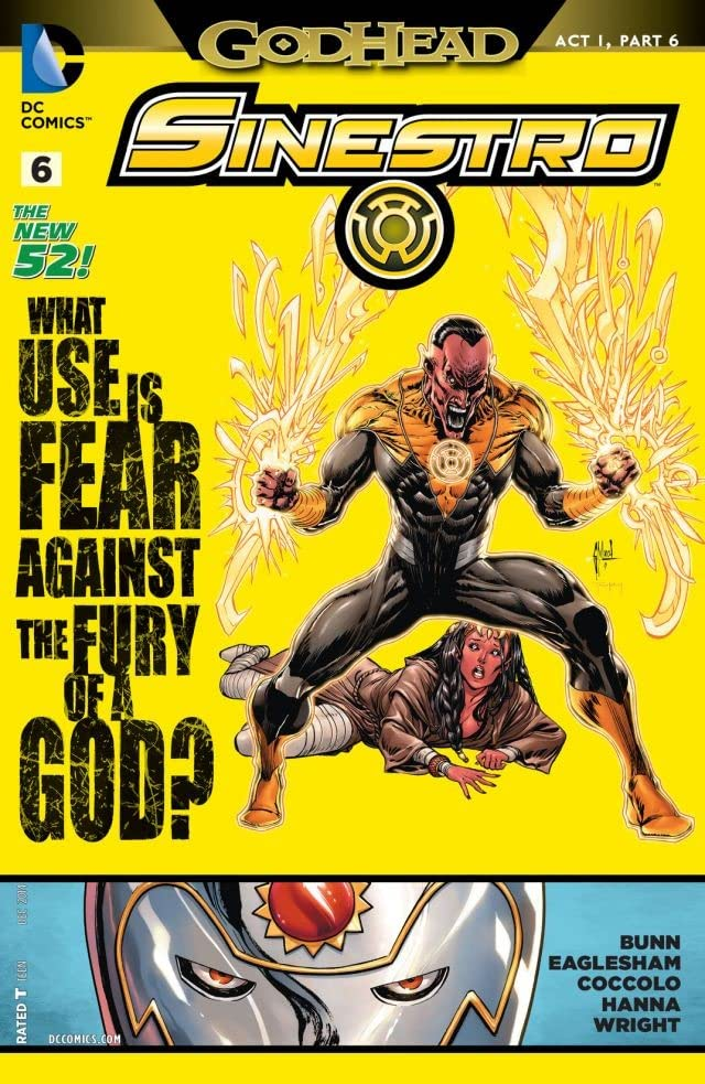 Sinestro (2014-2016) #6