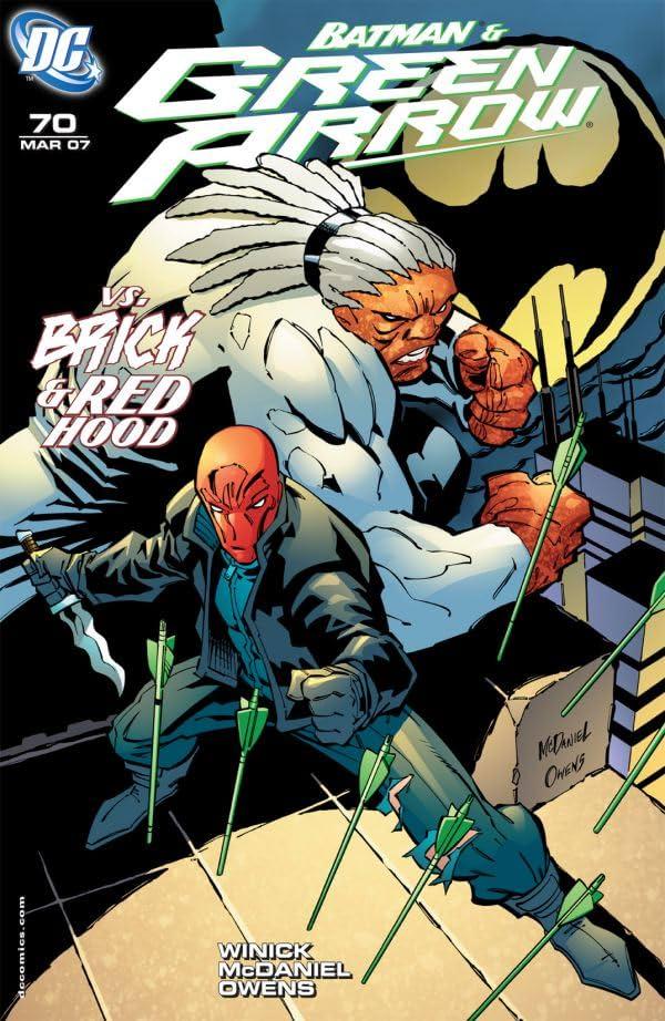 Green Arrow (2001-2007) #70