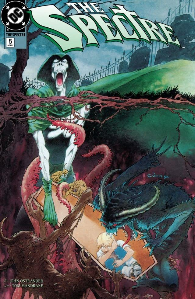 The Spectre (1992-1998) #5