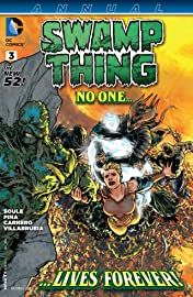 Swamp Thing (2011-2015): Annual #3