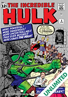 Incredible Hulk (1962-1999) #5