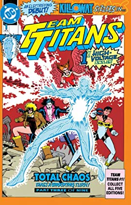 Team Titans (1992-1994) #1