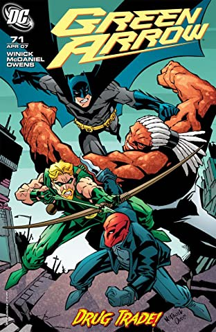 Green Arrow (2001-2007) #71