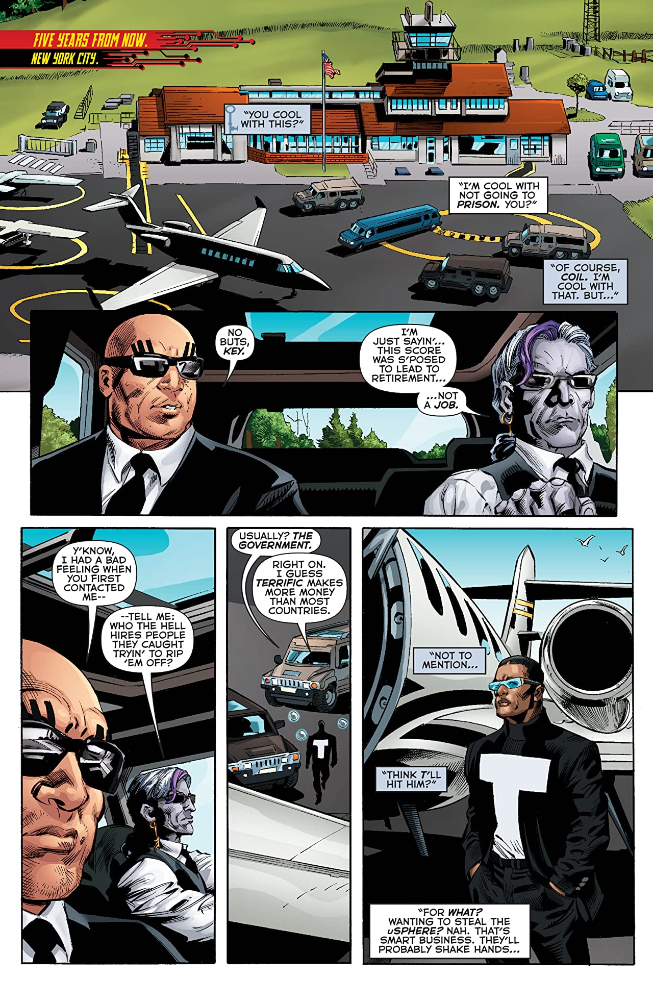 The New 52: Futures End #26