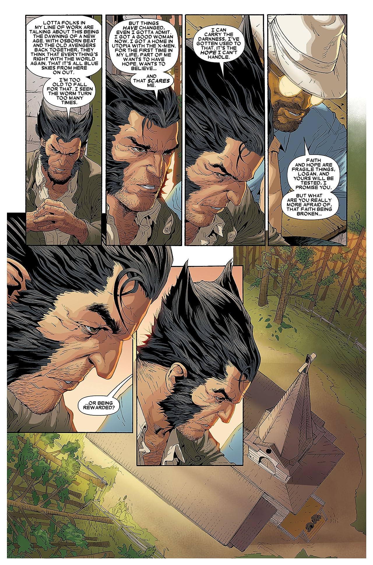 Wolverine (2010-2012) #1