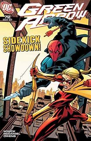 Green Arrow (2001-2007) #72