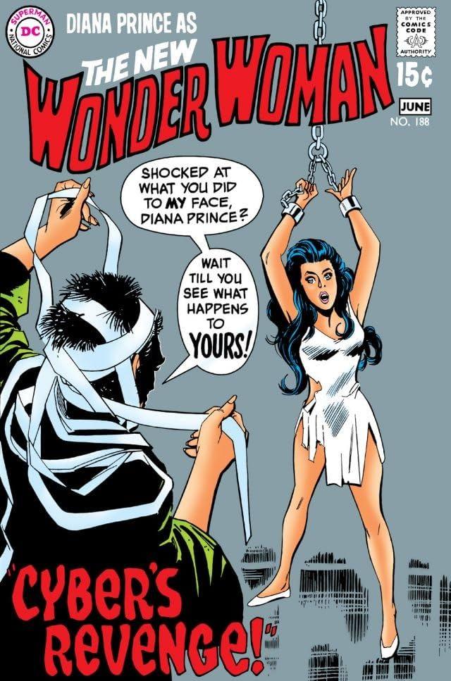 Wonder Woman (1942-1986) #188