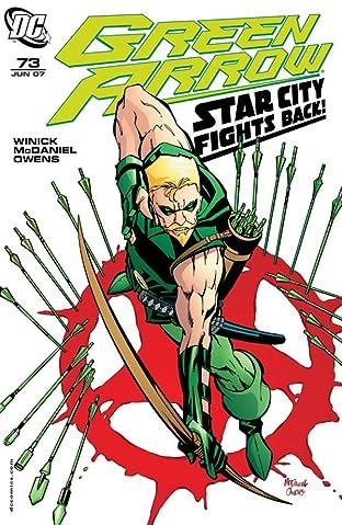 Green Arrow (2001-2007) #73