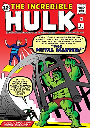 Incredible Hulk (1962-1999) #6