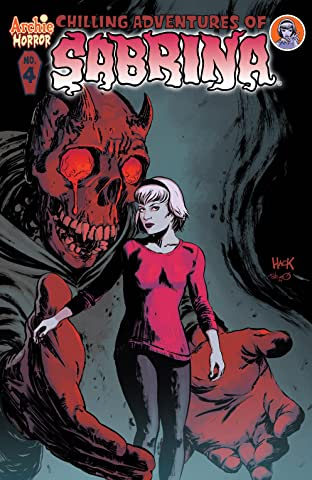 Chilling Adventures of Sabrina No.4