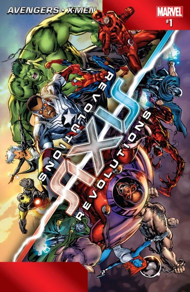Axis: Revolutions #1 (of 4)