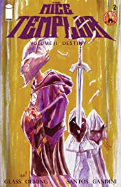The Mice Templar: Destiny #2