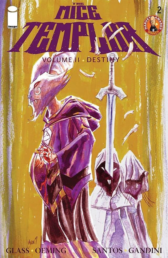The Mice Templar: Destiny #2