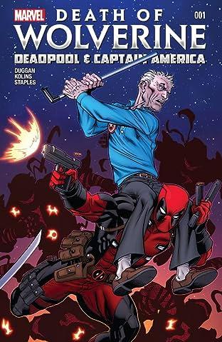 Death of Wolverine: Deadpool & Captain America #1