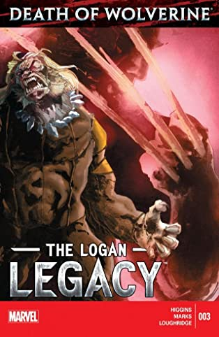 Death of Wolverine: The Logan Legacy #3 (of 7)