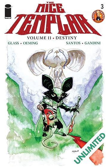 The Mice Templar: Destiny #3