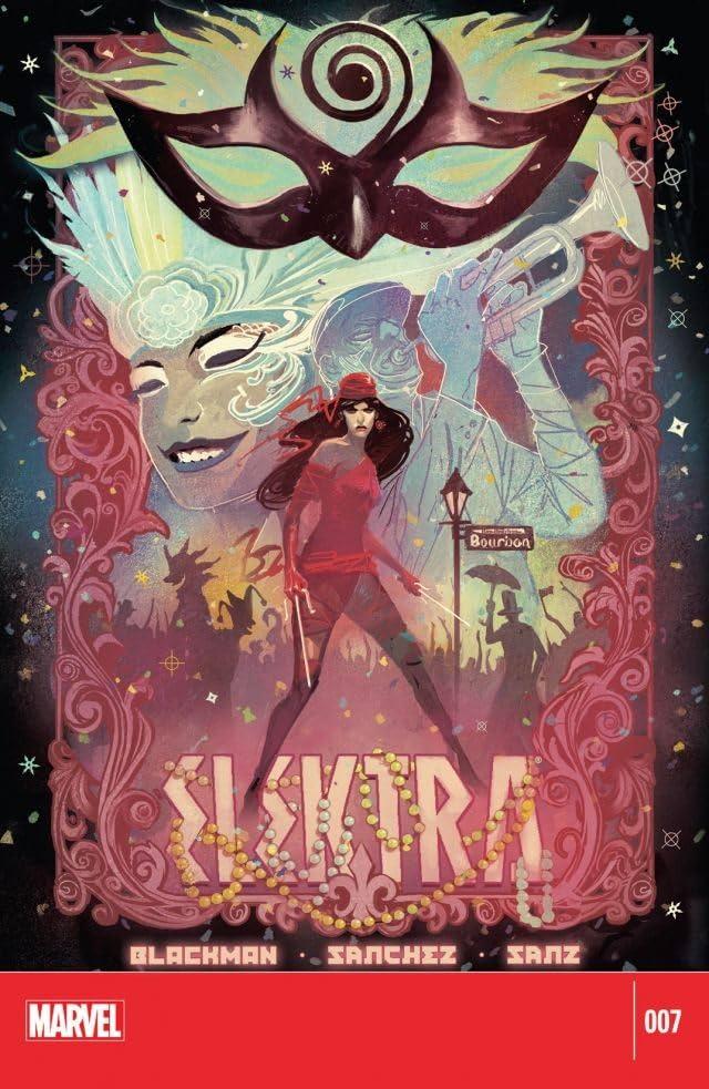Elektra (2014-2015) #7