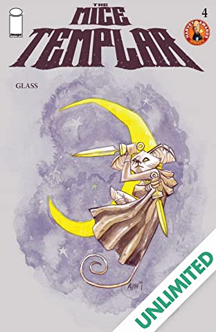 The Mice Templar Vol. 2: Destiny #4