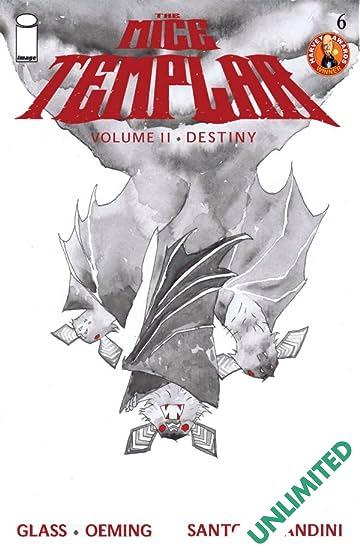 The Mice Templar: Destiny #6