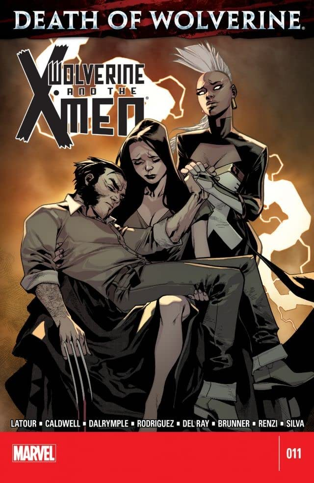 Wolverine and the X-Men (2014) #11