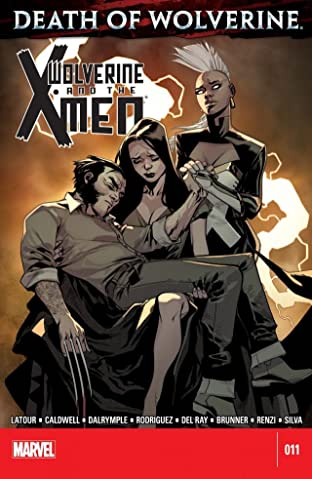 Wolverine and the X-Men (2014-) #11