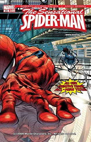 Sensational Spider-Man (2006-2007) #23