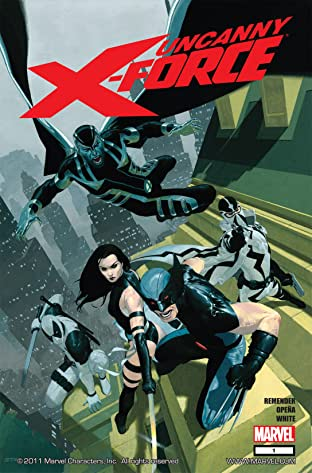 Uncanny X-Force (2010-2012) No.1