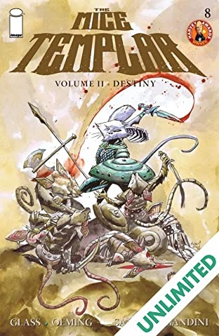 The Mice Templar Vol. 2: Destiny #8