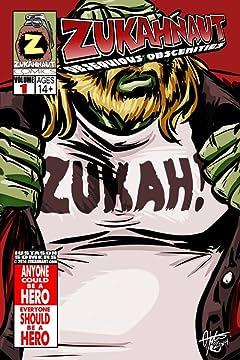 Zukahnaut Vol. 1: Obsequious Obscenities
