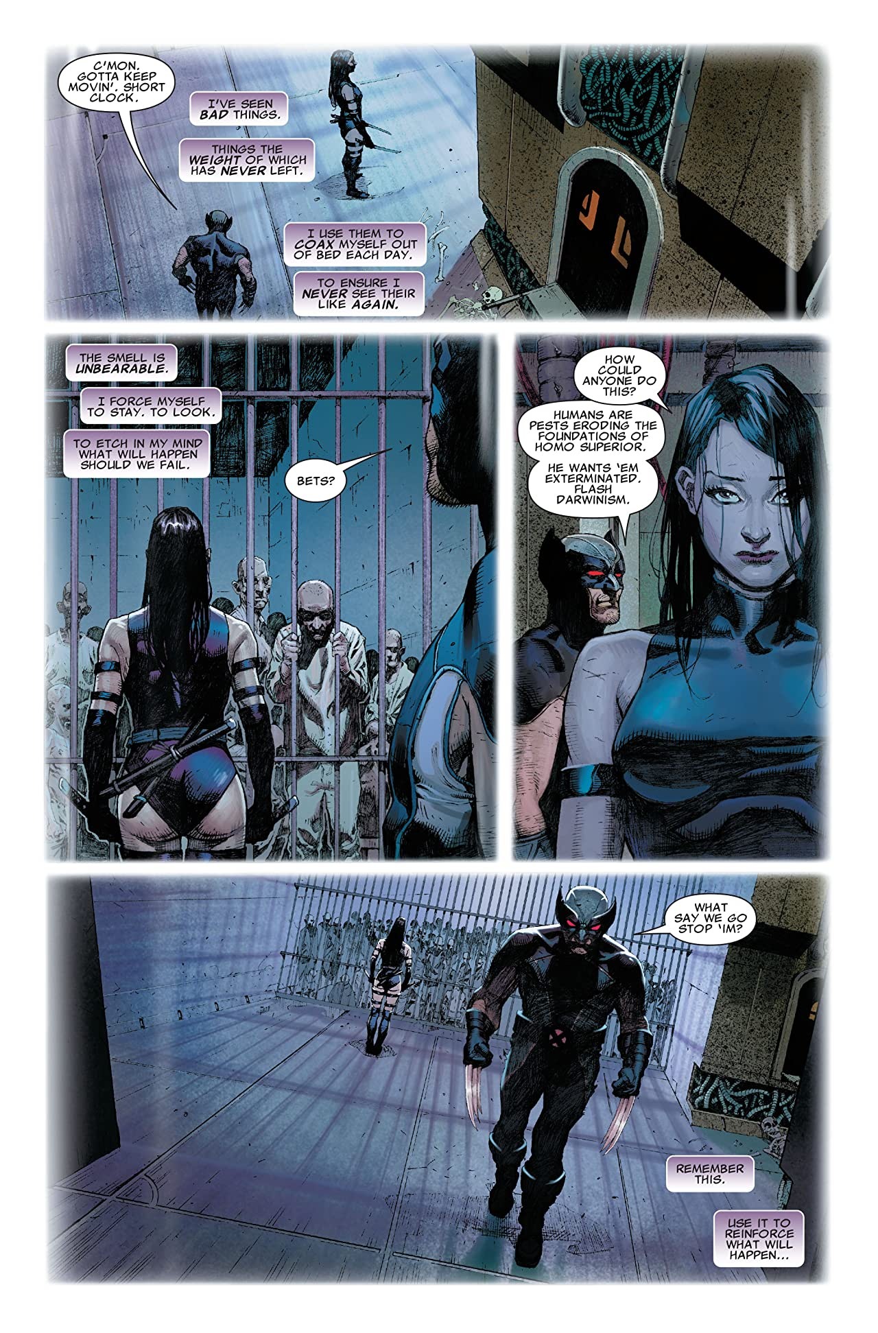 Uncanny X-Force (2010-2012) #2