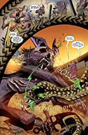 The Mice Templar: Destiny #9