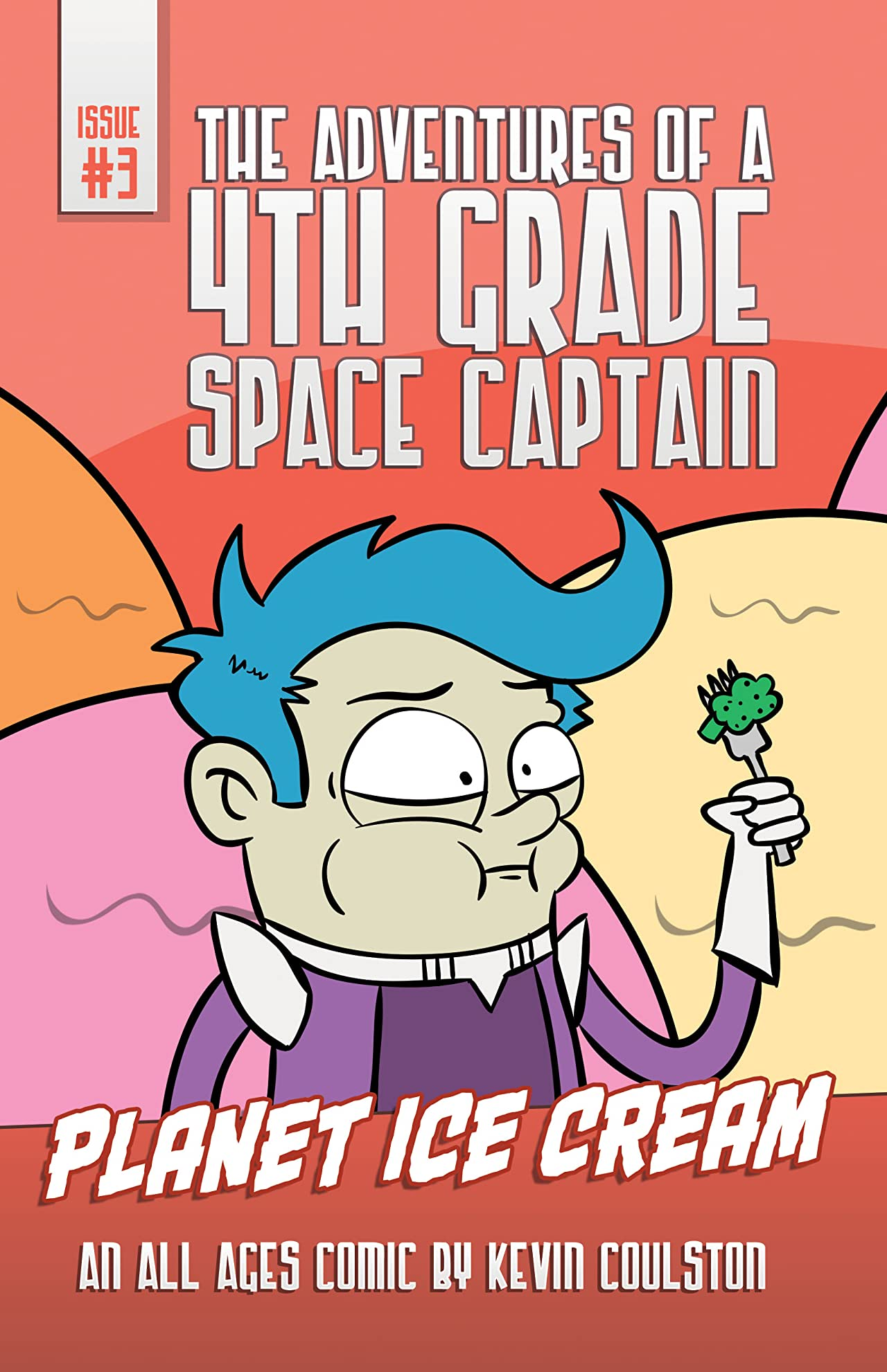 The Adventures of a 4th Grade Space Captain #3