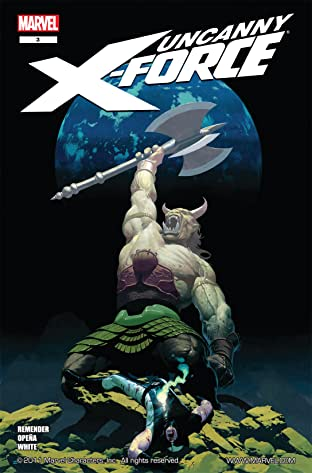 Uncanny X-Force (2010-2012) No.3