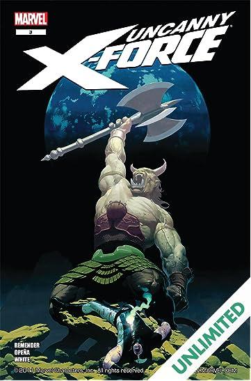 Uncanny X-Force (2010-2012) #3