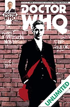 Doctor Who: The Twelfth Doctor #2