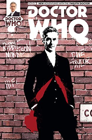 Doctor Who: The Twelfth Doctor No.2