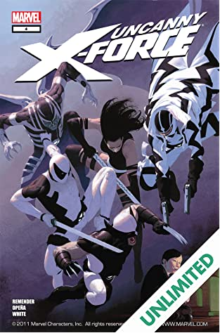Uncanny X-Force (2010-2012) #4