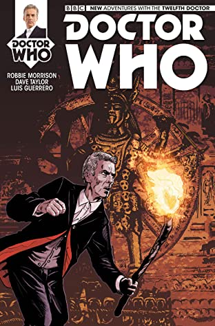 Doctor Who: The Twelfth Doctor No.3