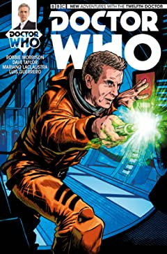 Doctor Who: The Twelfth Doctor #4