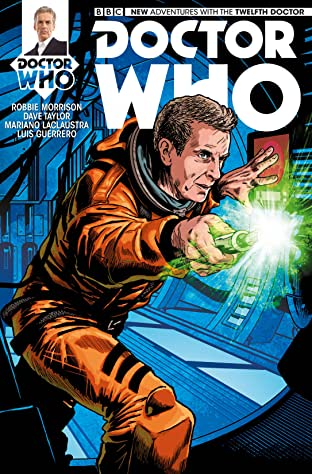 Doctor Who: The Twelfth Doctor No.4