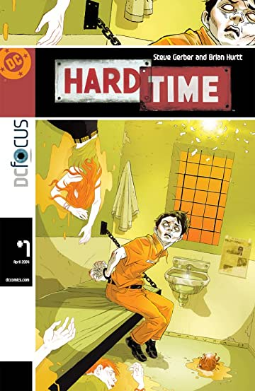 Hard Time (2004-2005) #1 (of 12)