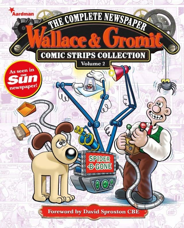 Wallace & Gromit: The Complete Newspaper Strips Vol. 2