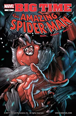 Amazing Spider-Man (1999-2013) #652