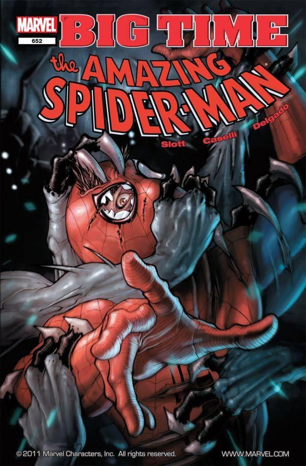 Amazing Spider-Man (1999-2013) #652