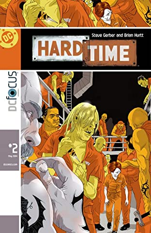 Hard Time (2004-2005) #2 (of 12)