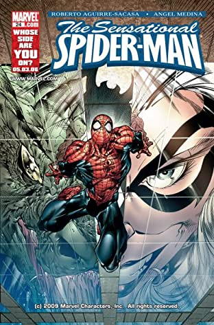 Sensational Spider-Man (2006-2007) No.24