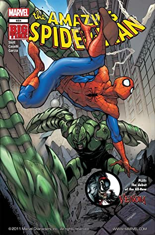 Amazing Spider-Man (1999-2013) #654