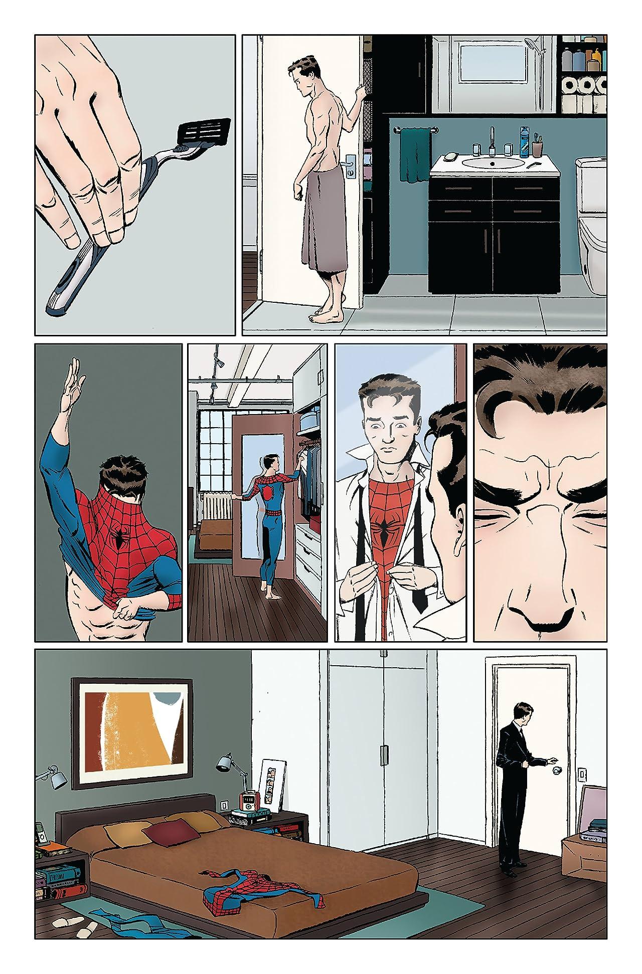 Amazing Spider-Man (1999-2013) #655