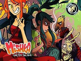 Mishka & the Sea Devil No.8