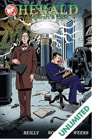Herald: Lovecraft & Tesla #2